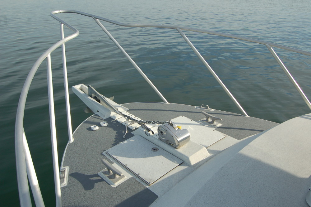 31 Pilot Windlass