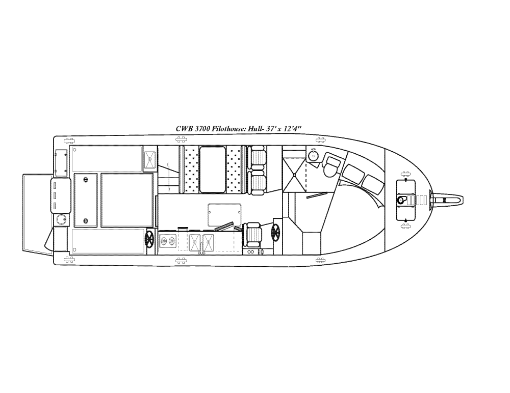 CWB 3700 Pilothouse Layout Final_Roger Curry